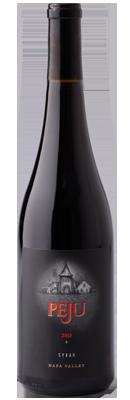 Peju Winery Syrah Bottle Preview