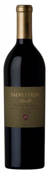 Salvestrin Three D Cabernet Sauvignon Bottle Preview