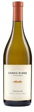 Canoe Ridge Vineyard Limited Edition Roussanne Bottle Preview