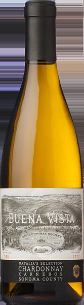Buena Vista Winery Natalia's Selection Chardonnay Bottle Preview