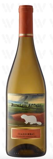 The Foreign Affair Winery Chardonnay