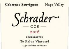 Schrader Cellars CCS Cabernet Sauvignon Bottle Preview
