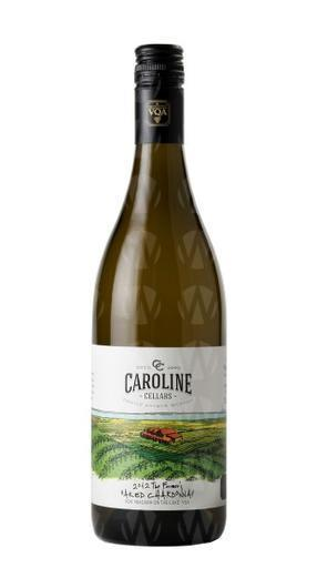 Caroline Cellars Winery Oaked Chardonnay