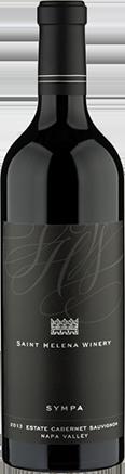 Sympa Reserve Estate Cabernet Sauvignon Bottle