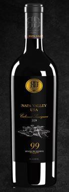 Napa 99 Grand CRU Reserve EN Merlot Bottle