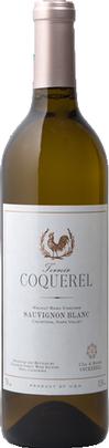 Coquerel Wines TERROIR COQUEREL SAUVIGNON BLANC Bottle Preview