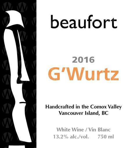 Beaufort Vineyard & Estate Winery G'Wurtz
