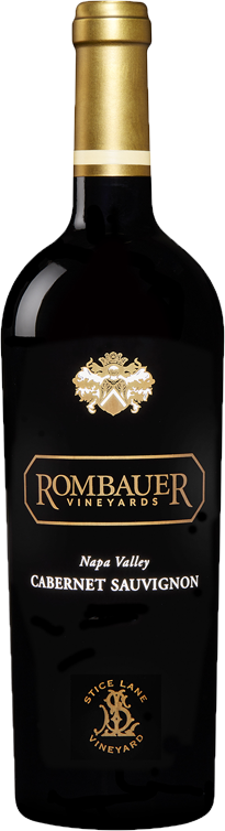 Rombauer Vineyards Stice Lane Vineyard Cabernet Sauvignon Bottle Preview
