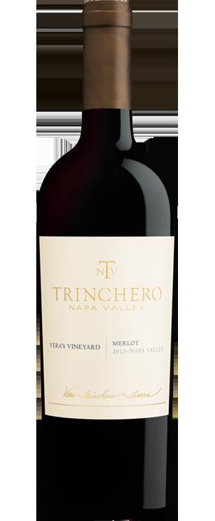 Trinchero Napa Valley Vera's Vineyard Merlot Napa Valley Bottle Preview