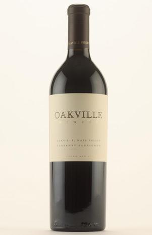 Oakville Winery Cabernet Sauvignon Bottle Preview