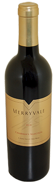 Merryvale Vineyards Chairman/s Selection Red Wine Bottle Preview