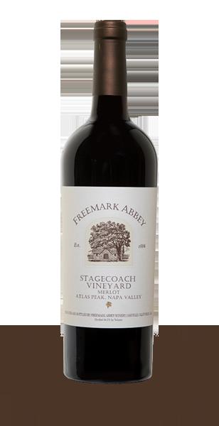 Stagecoach Vineyard Merlot Bottle
