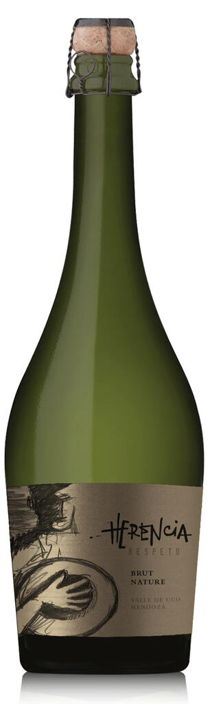 Herencia Respeto Brut Nature Bottle Preview