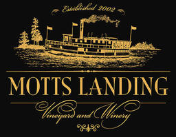 Motts Landing Estate Winery Logo