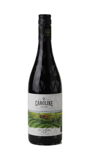 Caroline Cellars Winery Farmer's Foch