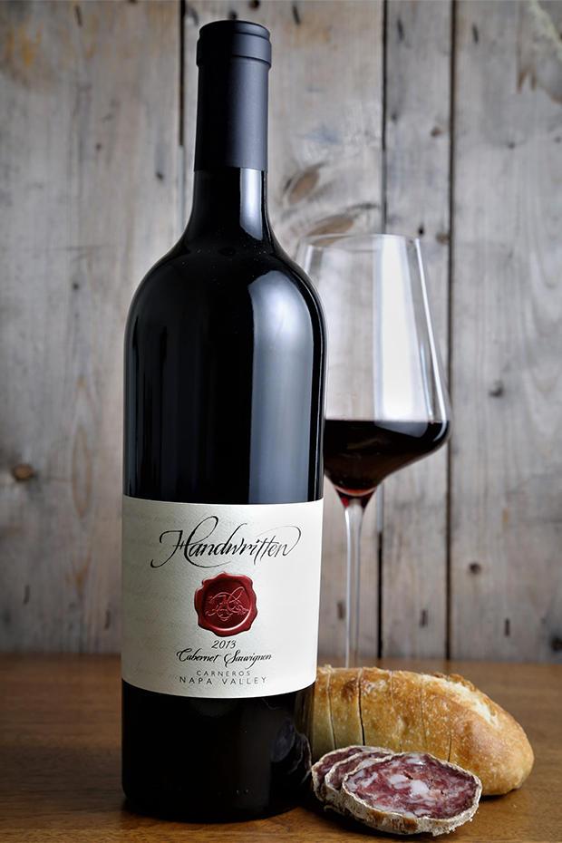 Handwritten Wines Cabernet Sauvignon, Carneros Bottle Preview