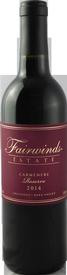 Fairwinds Estate Winery Carmenere, Reserve Bottle Preview