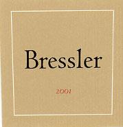 Bressler Vineyards Logo