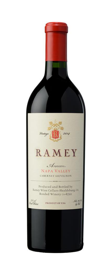 Ramey Wine Cellars Cabernet Sauvignon, Annum, Napa Valley Bottle Preview