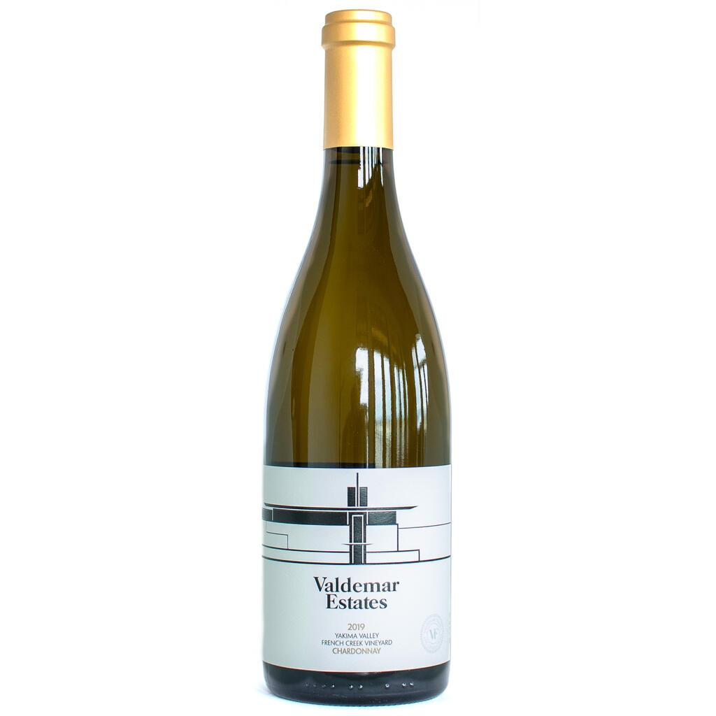 Valdemar Estates French Creek Vineyard Chardonnay Bottle Preview