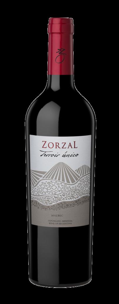 Zorzal Wines Terroir Único Malbec Bottle Preview
