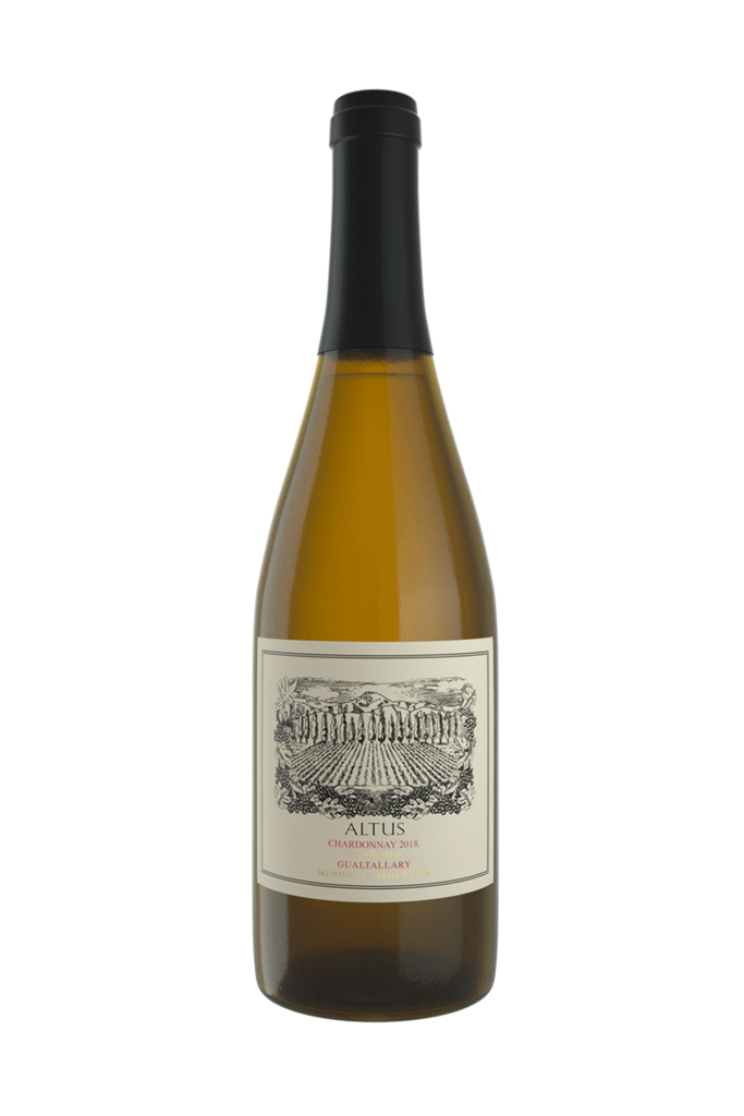 Gualtallary Wines Gran Reserve Chardonnay Bottle Preview