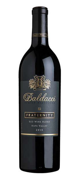 Baldacci Family Vineyards Fraternity Red Wine Blend Bottle Preview