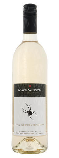 Black Widow Winery Gewurztraminer
