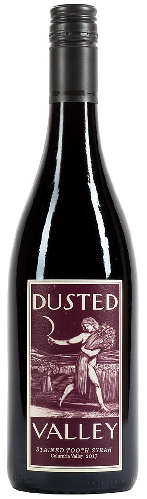 Dusted Valley Stained Tooth Syrah Bottle Preview