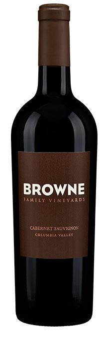 Browne Family Vineyards Cabernet Sauvignon Bottle Preview