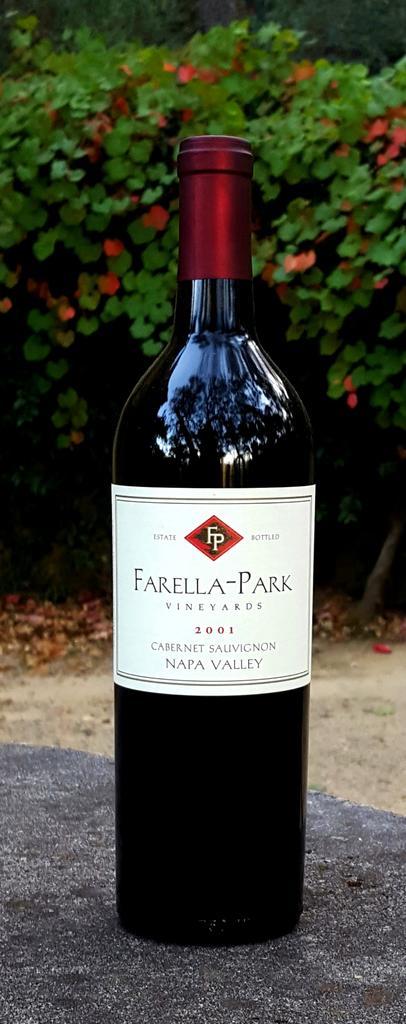 Farella Vineyard Farella-Park Estate Cabernet Sauvignon-Library Bottle Preview