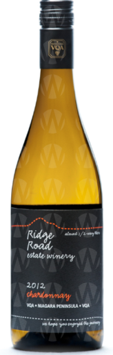 Ridge Road Estate Winery Chardonnay