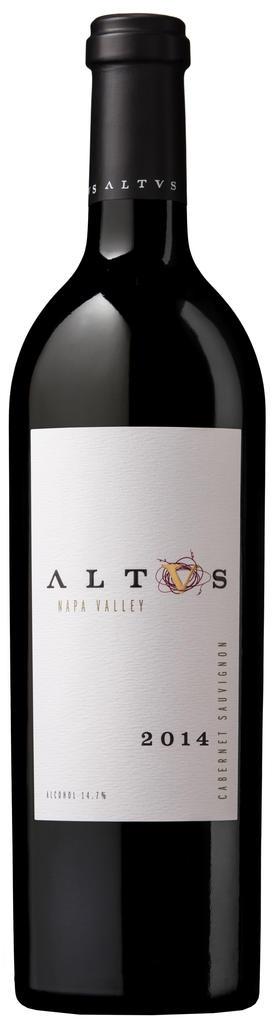 Merus Altus Cabernet Sauvignon, Napa Valley Bottle Preview