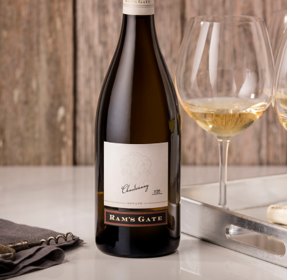Ram's Gate Winery Chardonnay, Ram's Gate Estate Bottle Preview