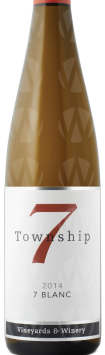 Township 7 Vineyards & Winery 7 Blanc