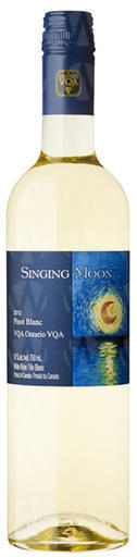 Pelee Island Winery Singing Moon Pinot Blanc