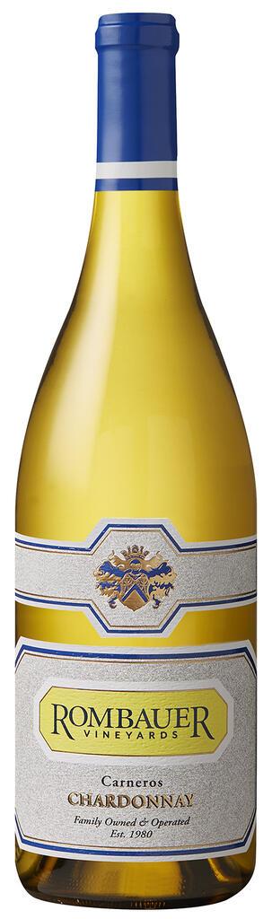 Rombauer Vineyards Carneros Chardonnay Bottle Preview