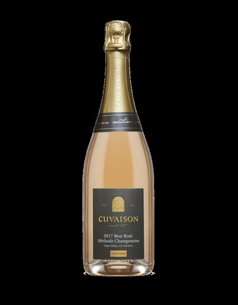 Cuvaison Brut Rosé, Méthode Champenoise Bottle Preview