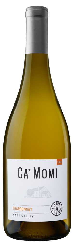 Ca' Momi Winery Chardonnay Bottle Preview