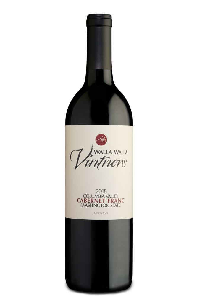 Walla Walla Vintners Columbia Valley Cabernet Franc Bottle Preview