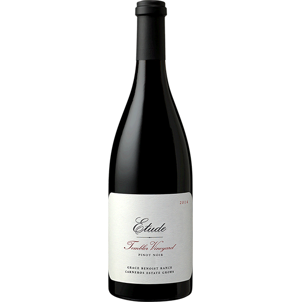 Etude Temblor Vineyard Pinot Noir Carneros Bottle Preview