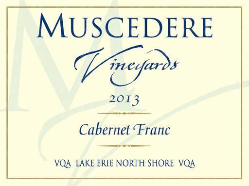 Muscedere Vineyards Cabernet Franc