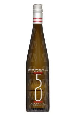 50th Parallel Estate Winery Riesling