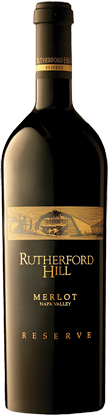 Rutherford Hill Winery Merlot Reserve Bottle Preview