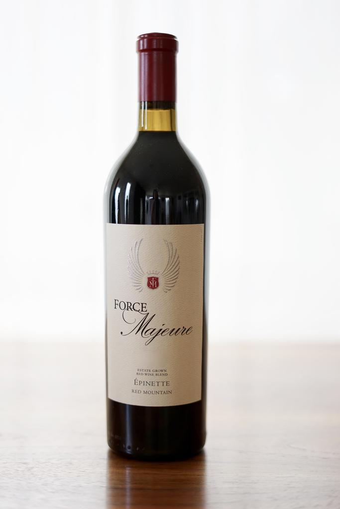 Force Majeure Vineyards Force Majeure Estate Épinette Bottle Preview