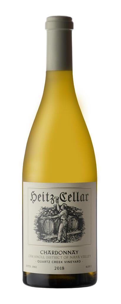 Heitz  Cellar Quartz Creek Chardonnay Bottle Preview