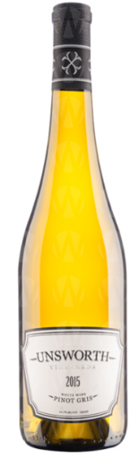 Unsworth Vineyards Pinot Gris