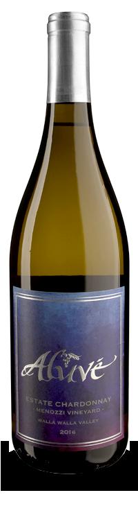 ALUVÉ Estate Chardonnay Bottle Preview