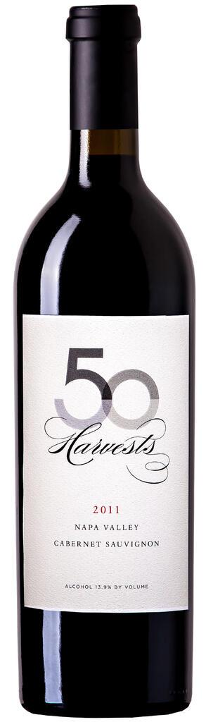 Steele Canyon Cellars 50 Harvests Cabernet Sauvignon Bottle Preview
