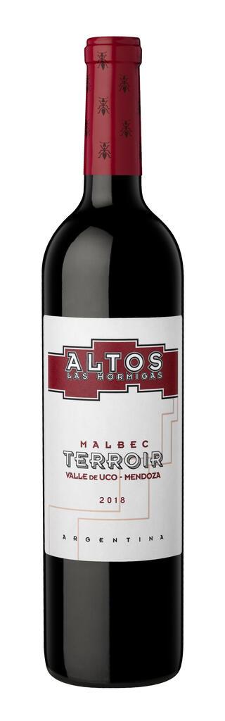 Altos Las Hormigas Terroir Uco Valley Bottle Preview